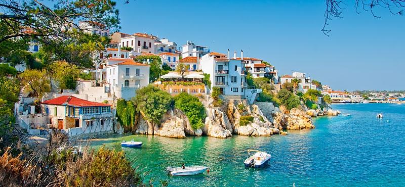 Insulele Sporade (Skiathos, Skopelos, Alonissos)